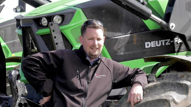 Power Farming Careers - John Brady