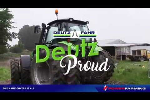 Deutz Proud in Timaru