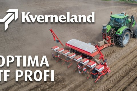 Kverneland Optima TF Profi Precision Drill