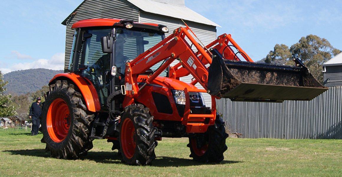 Tractors | - Power Farming