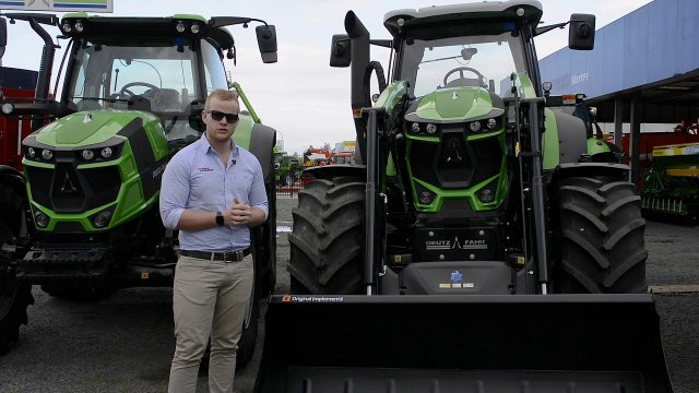 Deutz Deals this Spring