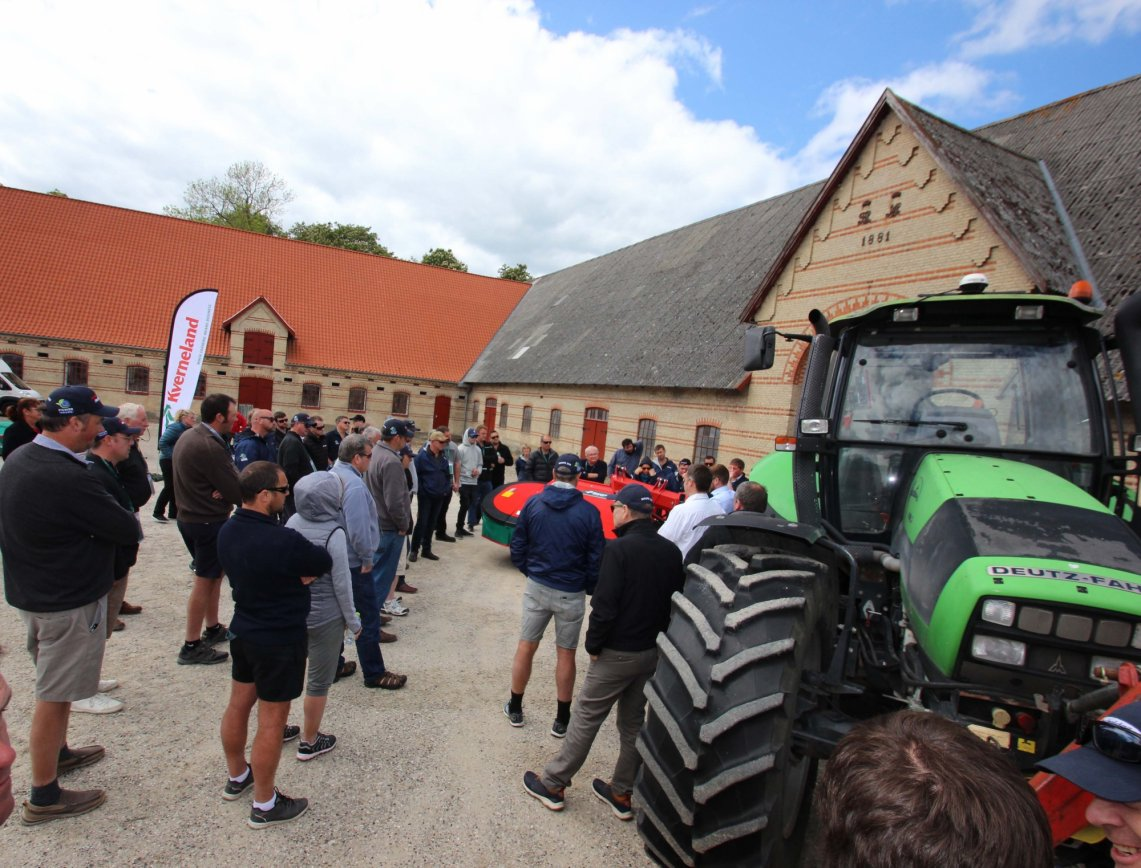 NZ farmers get a look at the best of Europe